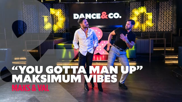 "TRAILER: Maks & Val - ""You Gotta Man ..."