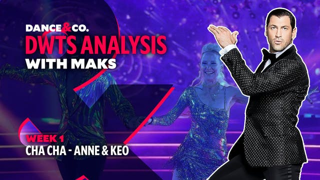DWTS ANALYSIS: Week 1 - Anne Heche & ...