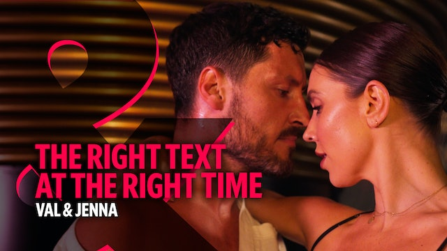 Val & Jenna - Right Text Right TIme