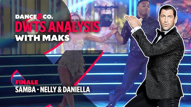 DWTS ANALYSIS: Week 11 - Nelly & Dani...