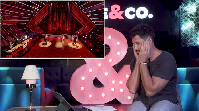 EXTRA: DWTS ANALYSIS - Maks Reaction ...