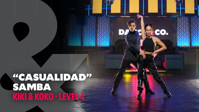 "Kiki & Koko - ""Casualidad"" - Samba"
