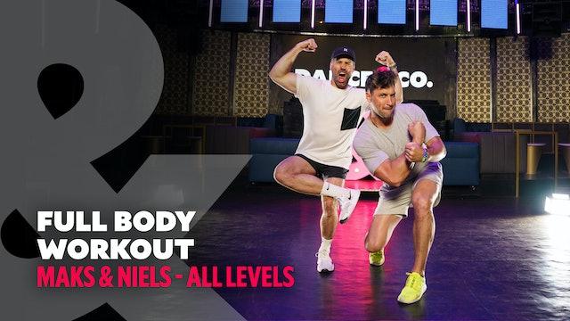 TRAILER: Maks & Niels - Full Body Workout - All Levels