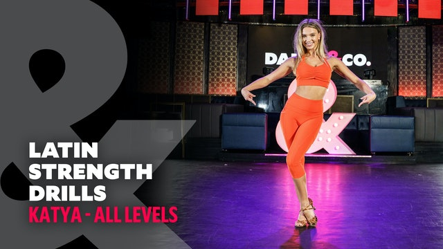 Kateryna - Latin Strength Drills - All Levels