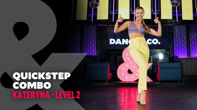 TRAILER: Kateryna - Quickstep Combo - Level 2