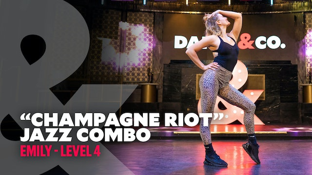 "TRAILER: Emily - ""Champagne Riot"" - Jazz Combo - Level 4"