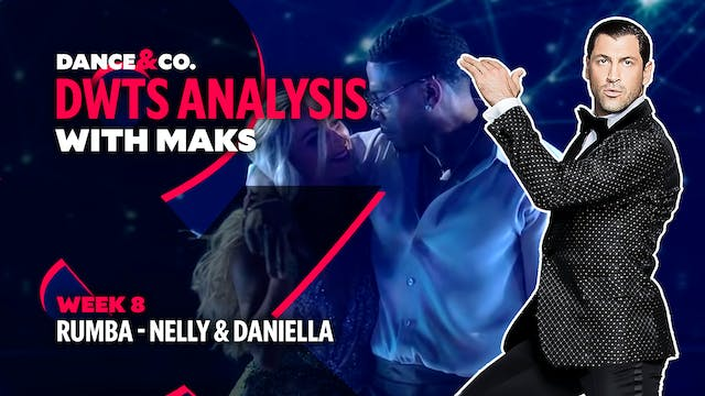 DWTS MAKS ANALYSIS: Week 8 - Nelly & ...
