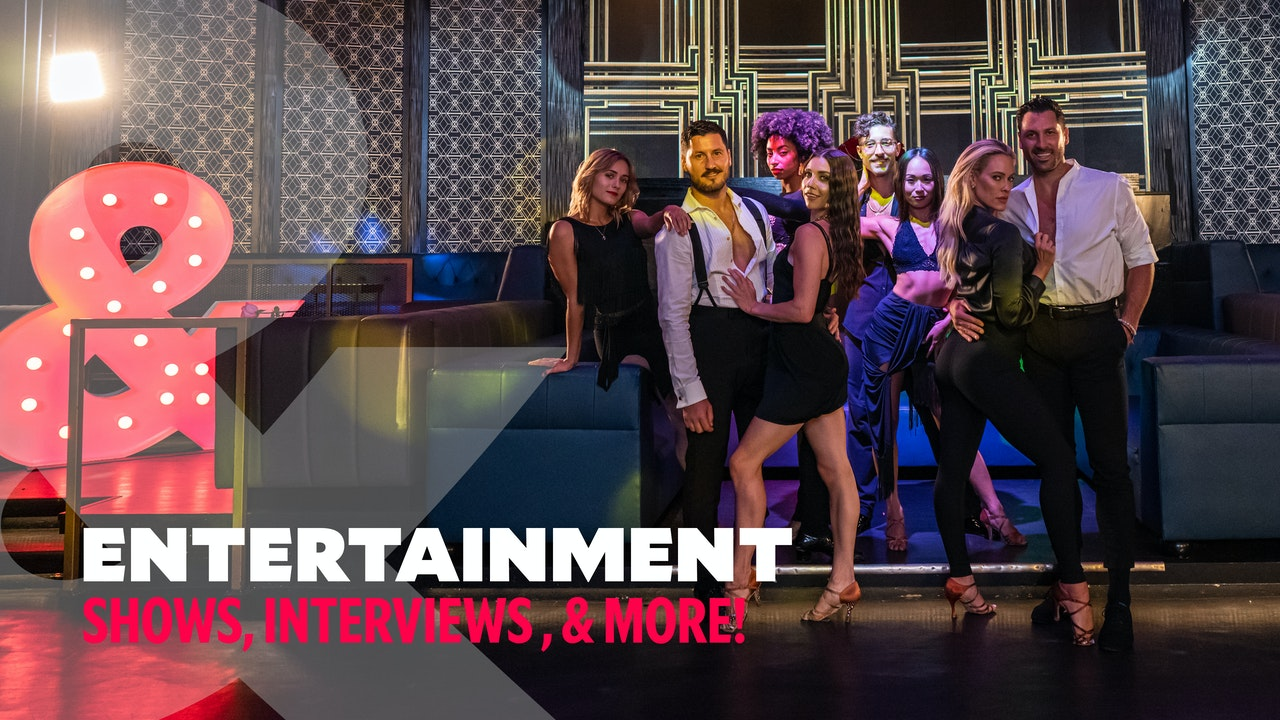 ENTERTAINMENT: Shows, Interviews, and more!