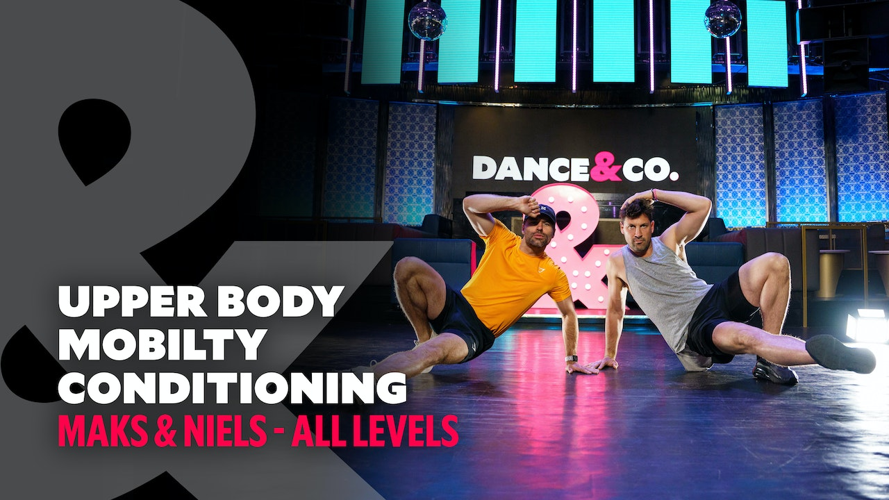 Maks & Niels - Upper Body Mobility & Conditioning - All Levels