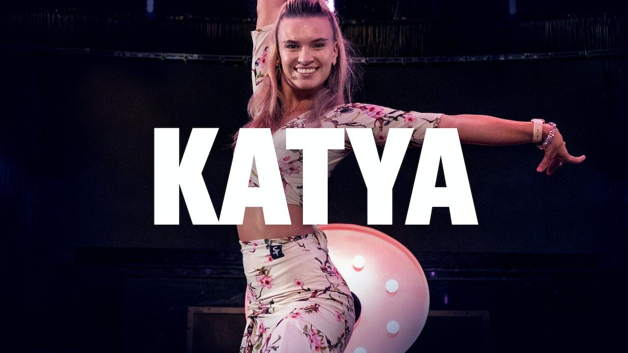 """Kateryna """"Katya"""" Klishyna"""