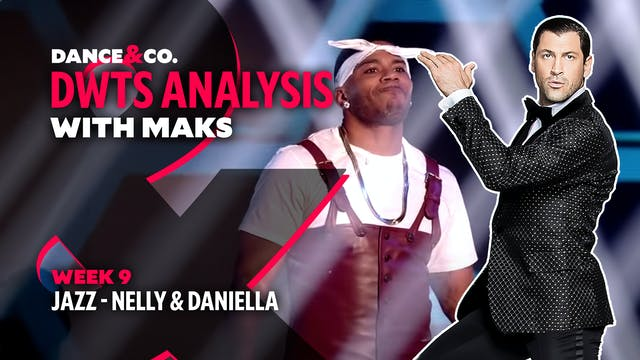 DWTS MAKS ANALYSIS: Week 9 - Nelly & ...