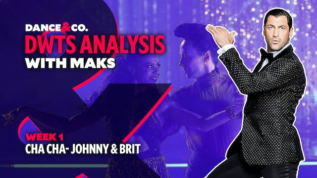 DWTS ANALYSIS: Week 1 - Johnny Weir &...