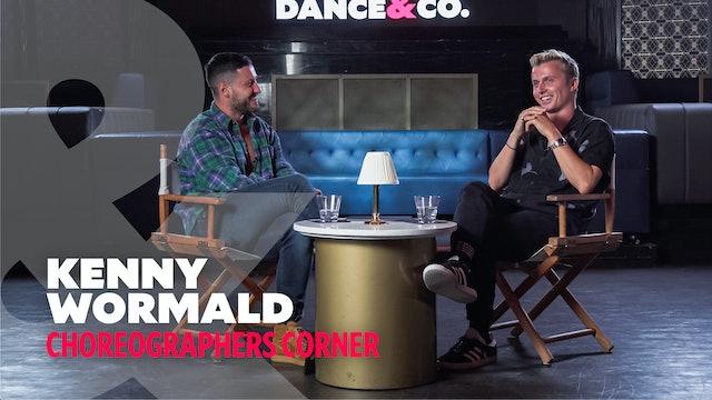 Kenny Wormald Interview Teaser
