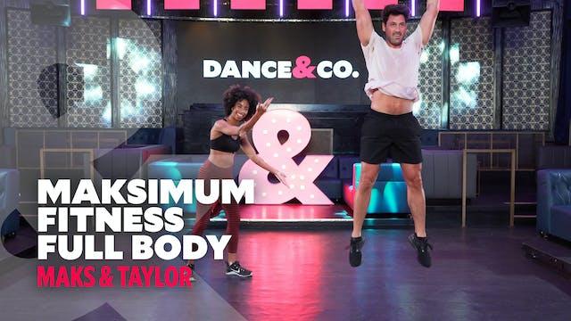 Maksimum Full Body Fitness #7 - Maks ...