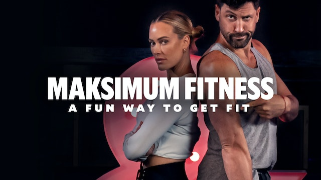 MAKSIMUM FITNESS: Workouts, Yoga, Functional, Targeted, & More!