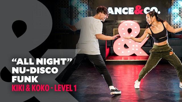 "TRAILER: Kiki & Koko - ""All Night"" Disco - Level 1"