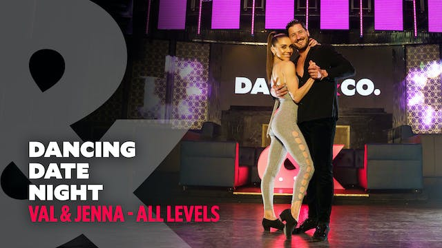 Val & Jenna - Dancing Date Night - Al...