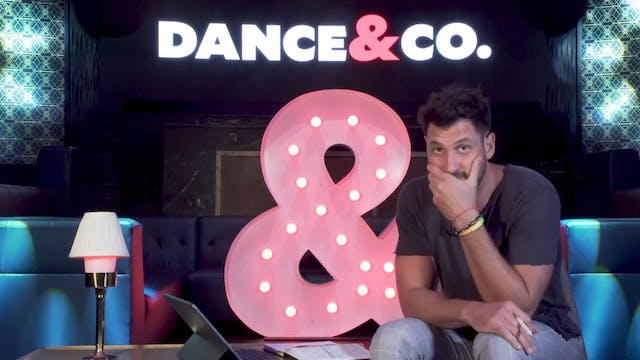EXTRA: Maks Reaction DWTS elimination...