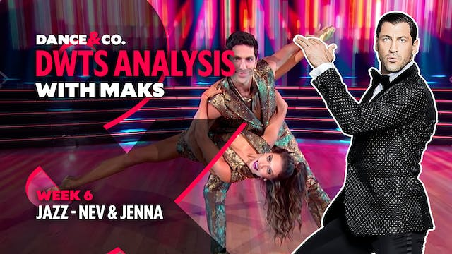 DWTS MAKS ANALYSIS: Week 6 - Nev Schu...