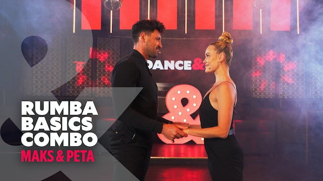 Maks & Peta - Rumba Basics Combo - Level 1