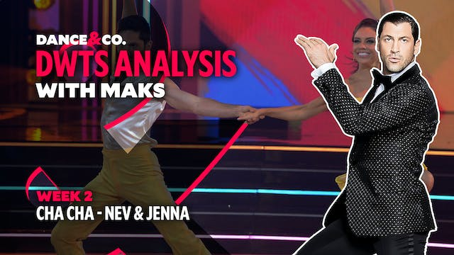 DWTS MAKS ANALYSIS: Week 2 - Nev Schu...