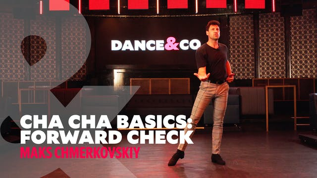 "Cha Cha Basics - ""Forward Check"" w/ M..."