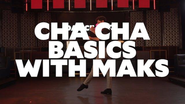Maks Cha Cha Basics Trailer