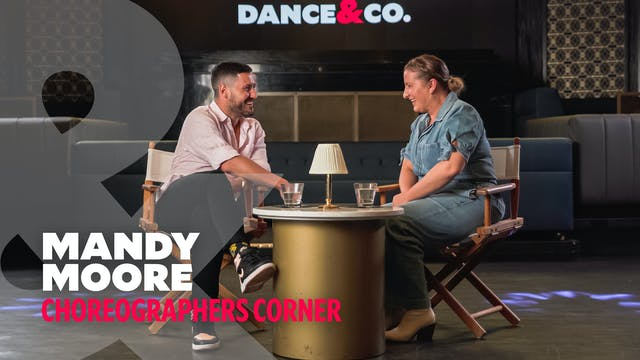 TRAILER: Mandy Moore & Val - Choreogr...