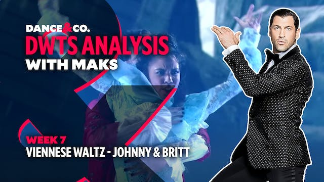 DWTS MAKS ANALYSIS: Week 7 - Johnny W...