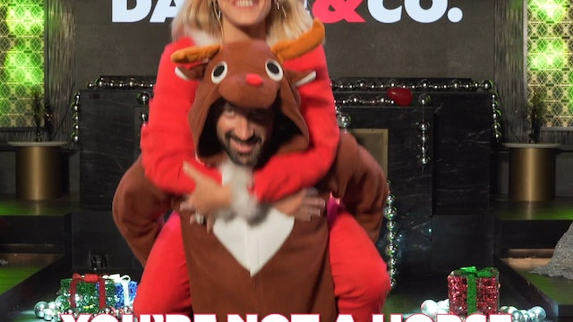 BLOOPERS: Maks & Peta Holiday Fitness