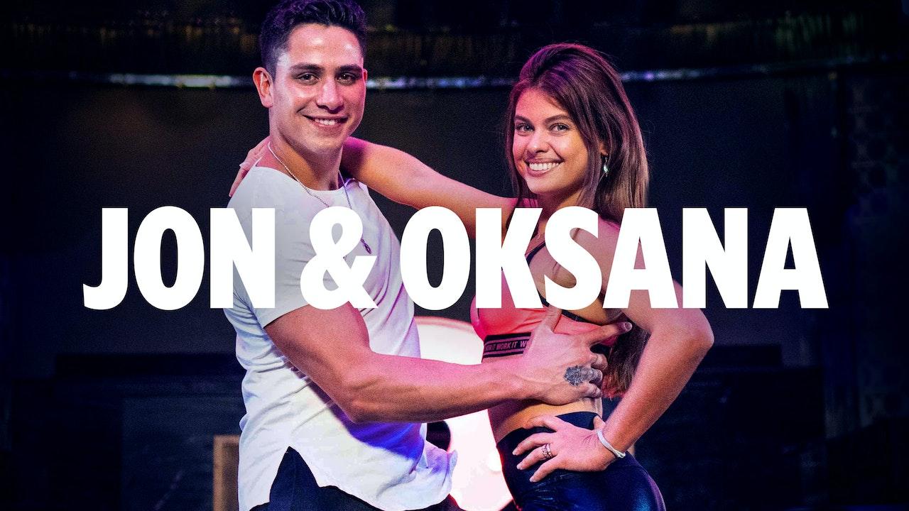 Jon & Oksana Platero