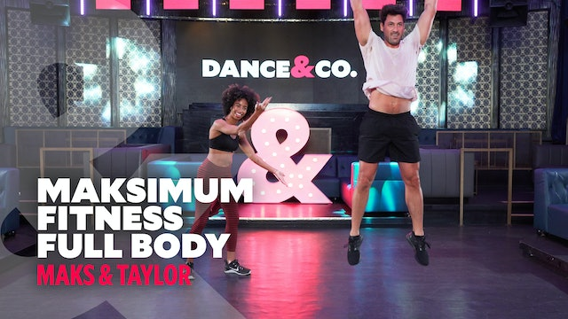 Maksimum Full Body Fitness #7 - Maks & Taylor