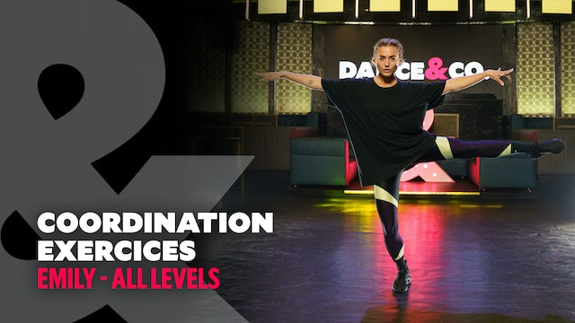 Emily - Coordination Exercises - All Levels