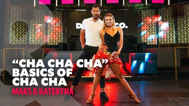 """Maks & Kateryna - """"Cha Cha Cha"""" - Cha..."""