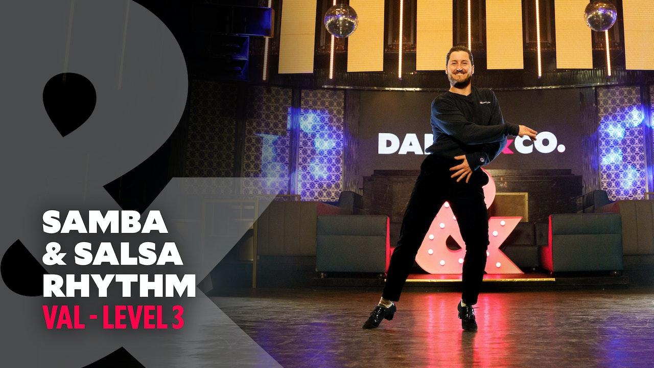Val - Samba & Salsa Rhythm - Level 3