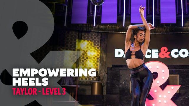 TRAILER: Taylor - Empowering Heels - ...