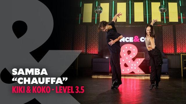 """Kiki & Koko - Samba """"Chauffa"""" - Level 3.5"""