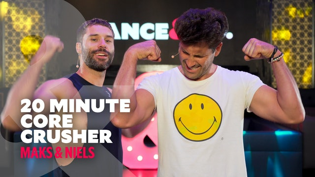 Maks & Niels - 20 Min Core Crusher
