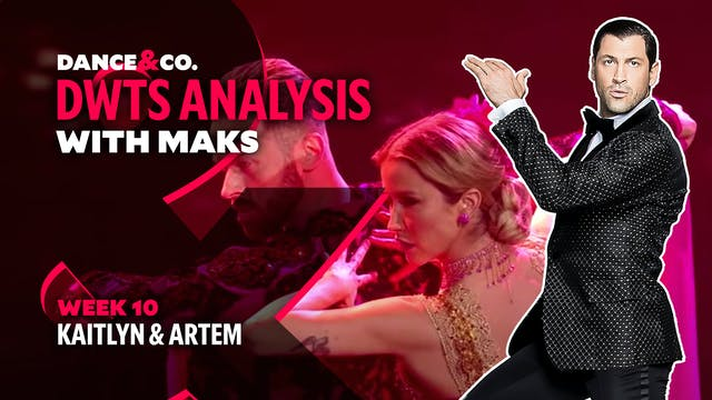 DWTS ANALYSIS: Week 10 - Kaitlyn Bris...