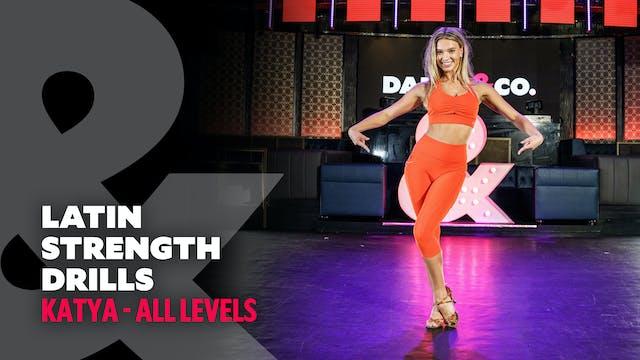 Kateryna - Latin Strength Drills - Al...
