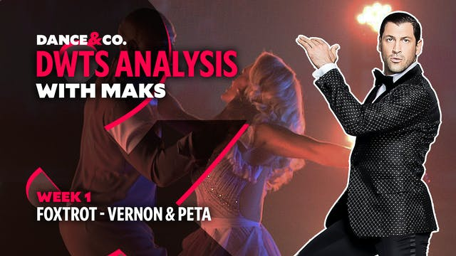 DWTS ANALYSIS: Week 1 - Vernon Davis ...