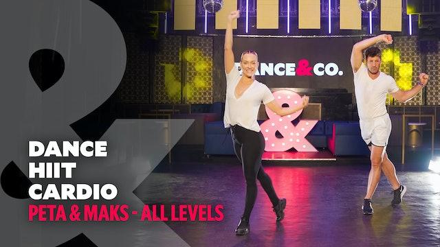 Maks & Peta - Dance HIIT Cardio 2 - All Levels