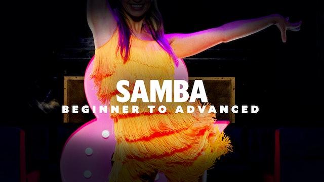 Samba - Beginner To Advanced