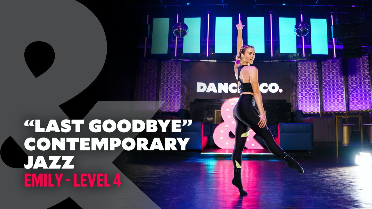 Emily - Contemporary Jazz: Last Goodbye - Level 4
