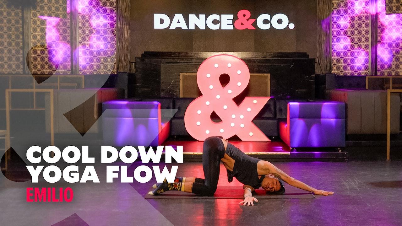 Emilio - Cool Down Yoga Flow