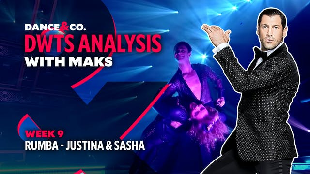DWTS MAKS ANALYSIS: Week 9 - Justina ...