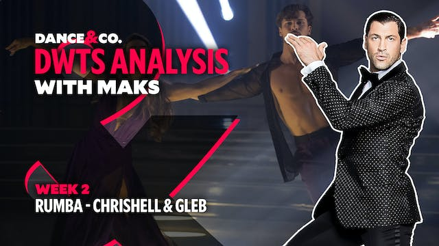 DWTS MAKS ANALYSIS: Week 2 - Chrishel...