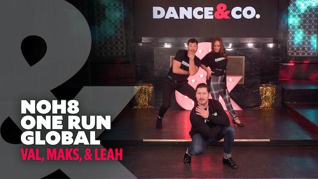 One Run Global Salsa - Val, Maks, & Leah! TRAILER
