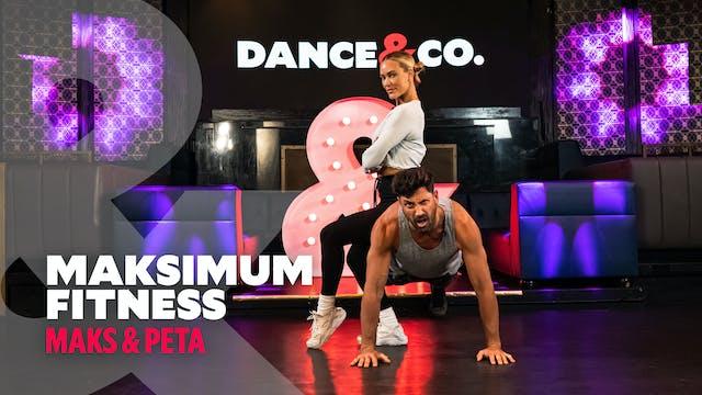 Maksimum Fitness #1 - Maks & Peta