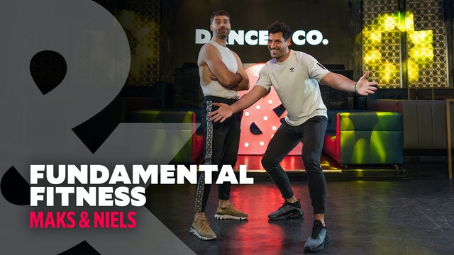 TRAILER: Maks & Niels - FUNdamental Fitness